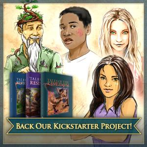 Kingdom Tales Kickstarter Campaign